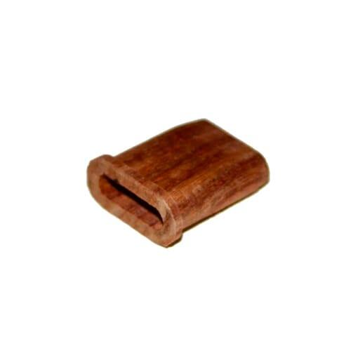 AirVape X:n puinen suukappale näyttää paitsi tyylikkäältä, se pitää myös höyryn puhtaana