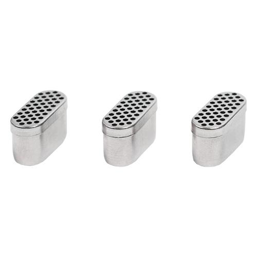 Die BudKups for Boundless Vaporizer können mit bis zu 0,5 Gramm trockenen Kräutern befüllt werden.