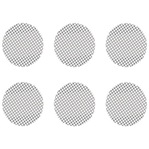 Zestaw małych sitek gruboziarnistych składa się z 6 sitek, które pasują do waporyzatorów Crafty, Mighty oraz adapterów kapsuł dozujących