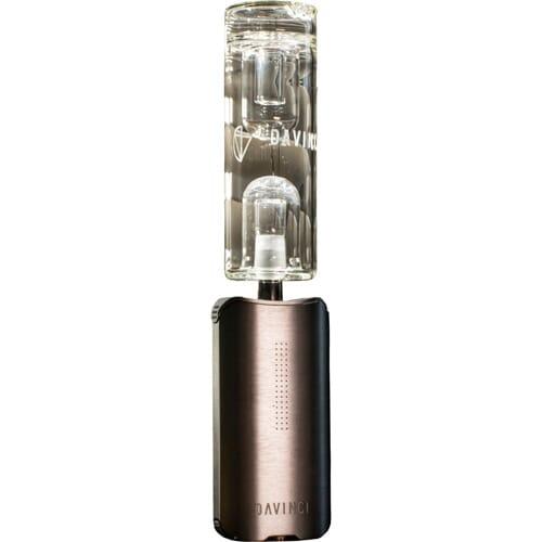 Vill du ha svalare och renare vapor med din DaVinci-vaporizer? Börja då vattenfiltrera med enDaVinci Hydrotube.