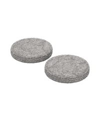 This Set of Concentrate Pads is used for vaporizing waxes and oils with your Plenty or Volcano vaporizer.