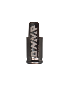 The DynaVap Captive Cap helps distribute the airflow better.