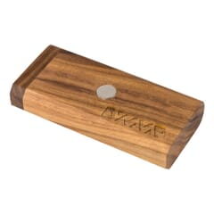 The DynaStash is the optimal accessory to store your DynaVap VapCap (and some herbs!) in.