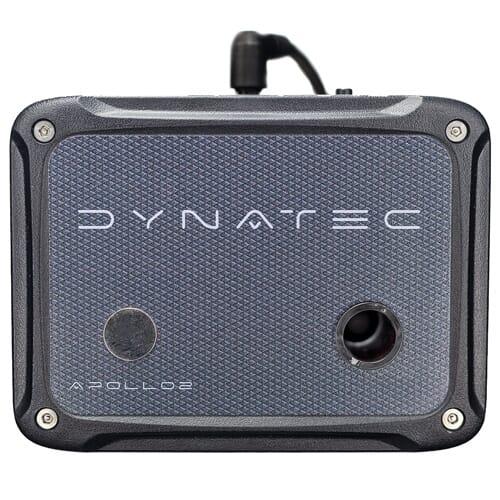 Indukcijski grelec DynaTec Apollo 2 proizvajalca DynaVap je popoln za segrevanje vašega vaporizerja VapCap doma.