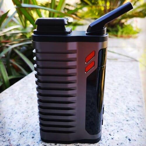 A Fenix 2.0 egy konvekciós vaporizer 4400 mAh-os akkumulátorral