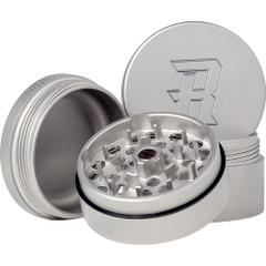 El Herb Ripper es un grinder de 4 piezas de acero inoxidable, hecho 100% de acero inoxidable.