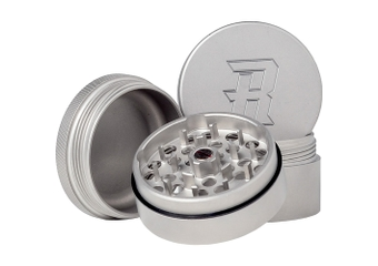 Herb Ripper - 4-piece Stainless Steel Grinder