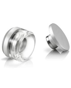 Hydrology 9 - Glazen Mondstuk & Aluminium Deksel
