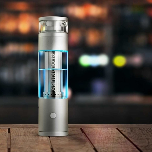 The Hydrology 9 vape by Cloudious 9 both looks cool and produces great vapor