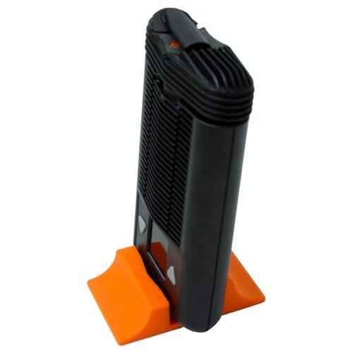 Z mini stojalom lahko ohranite pokončen položaj svojega vaporizerja Mighty.