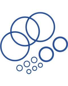 Set brtvenih prstena sadrži 11 brtvenih prstena različitih veličina za vaporizer Mighty