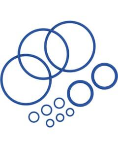 Das Dichtungsringe-Set enthält 11 Dichtungs-Ringe unterschiedlicher Größe für Ihren Mighty Vaporizer.