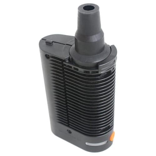 El Adaptador de pipa de agua está hecho para encajar con los dos vaporizadores, el Crafty y el Mighty.