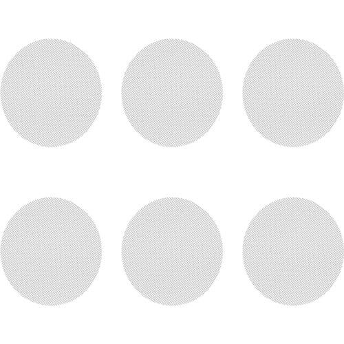 """Ce jeu de filtres/grilles normaux se compose de 6 filtres et convient au vaporisateur Plenty et aux Volcanos équipés du système """"Easy Valve"""""""