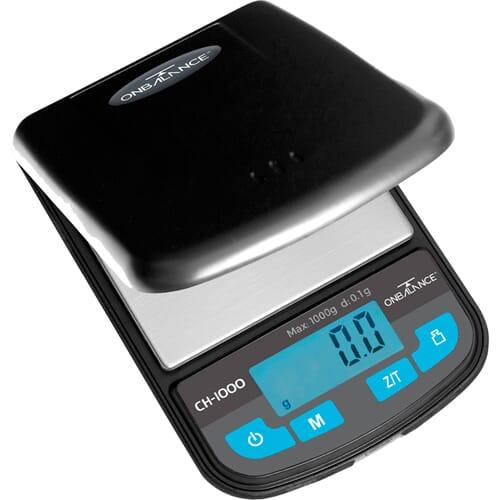 Kapesní váha - 1000 x 0,1 g