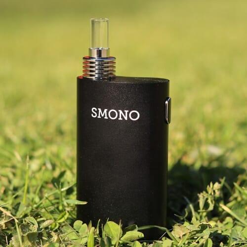 Smono 4 je dostupný, hybridní nahřívací vaporizér