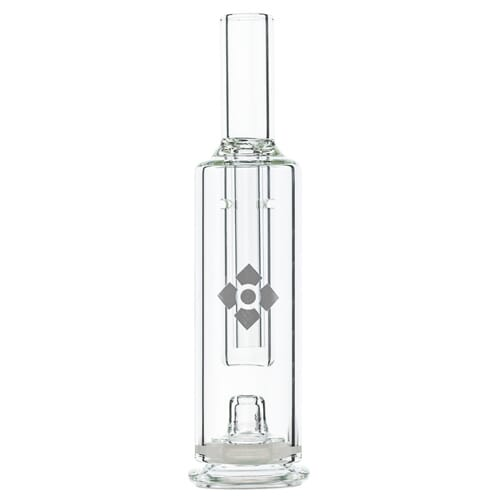 The Glass Bubbler for Wolkenkraft FX Mini is made of borosilicate glass.