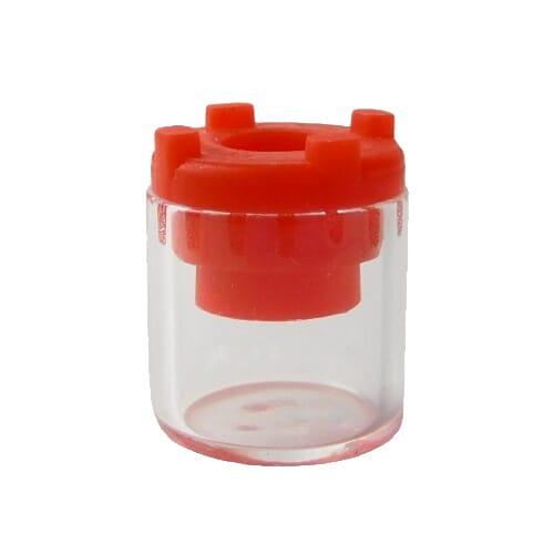 Vaporisez des concentrés facilement avec votre vaporisateur Wolkenkraft à l'aide de cette capsule en quartz.