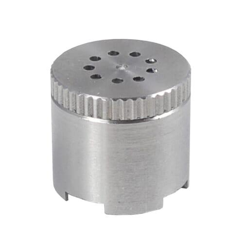 Čelična kapsula za koncentrate omogućuje vaporiziranje voskova i ulja u vaporizeru Wolkenkraft.