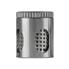 Avec la capsule en acier pour les herbes, vous pouvez préparer des charges pour votre vaporisateur Wolkenkraft.